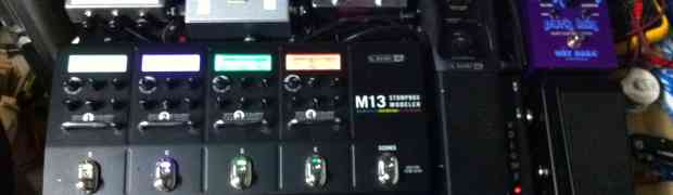 Guitar Pedalboard : Rebuilding And Rewiring