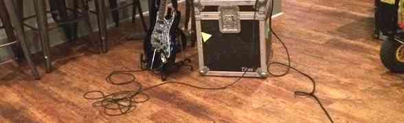 BowieVision Rehearsal